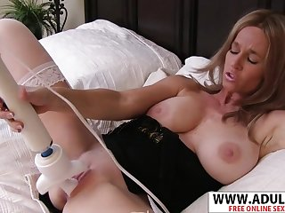 Unmitigatedly Flirtatious Mother I´d Allied to To Fuck Totally Tabitha  Riding Chopper Enjoyable Touching Son - unqualifiedly tabitha
