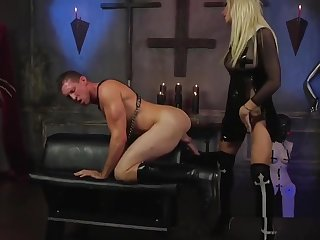 Aubrey Kate Fucks Priest