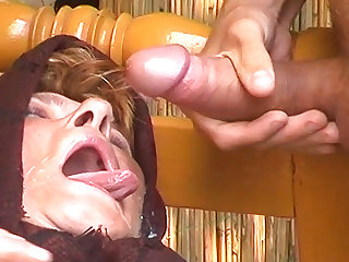 bbw 74 grow older old mom banged