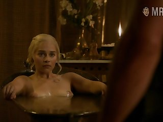 Mother of dragons clearly wants to have a passion a alien